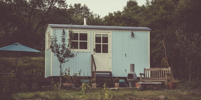 Insuring small home on land in BC