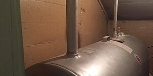 Replacing My Home's Old Oil Tank with a Heat Pump and Backup