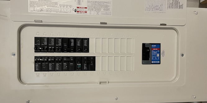 upgrade home electrical grid bc
